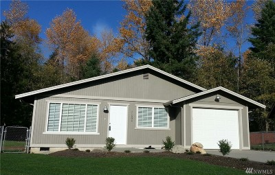 Bonney Lake WA Single Family Home For Sale: $259,000