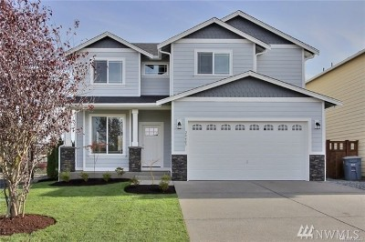 Spanaway Single Family Home For Sale: 20403 7th Ave Ct E