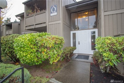 Tacoma WA Condo/Townhouse For Sale: $110,000