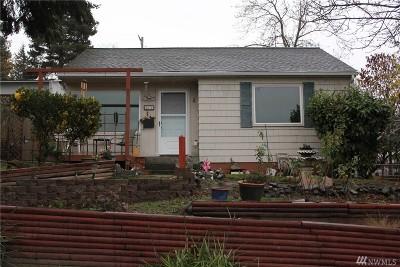 Tacoma Single Family Home For Sale: 2032 E Morton St