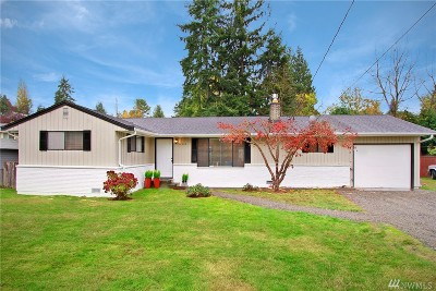 Single Family Home For Sale: 11036 25th Ave SW