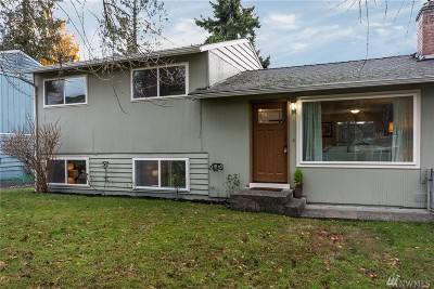 Lynnwood Single Family Home For Sale: 3411 177th Place SW