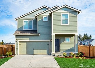 Spanaway Single Family Home For Sale: 1922 193rd St E