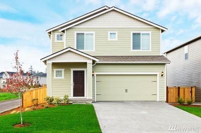 Spanaway Single Family Home For Sale: 19229 18th Av Ct E