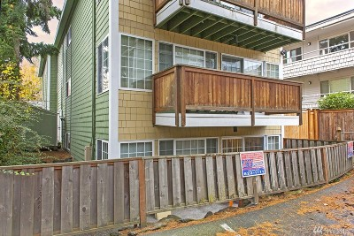 Seattle Condo/Townhouse For Sale: 4728 40th Ave NE #1B