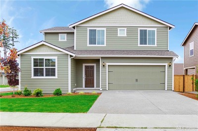 Olympia Single Family Home For Sale: 4414 Goldcrest Dr NW