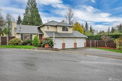 Auburn WA Single Family Home For Sale: $449,950