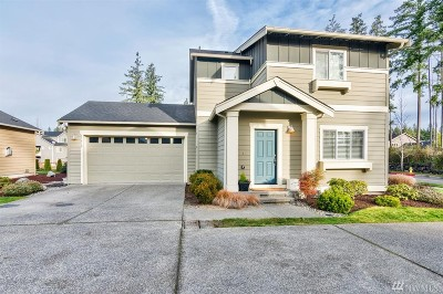 Gig Harbor Single Family Home For Sale: 11418 Pacific Ave NW