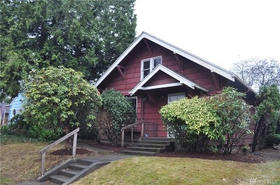 Single Family Home For Sale: 4310 S G St