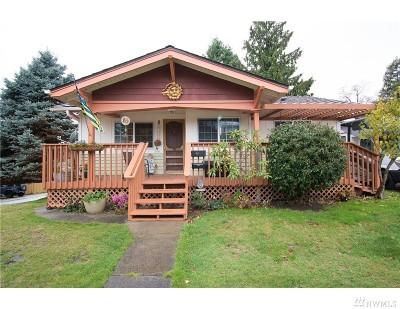 Tacoma Single Family Home For Sale: 1254 S Stevens St
