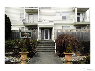 Burien Condo/Townhouse For Sale: 124 SW 154th St #104