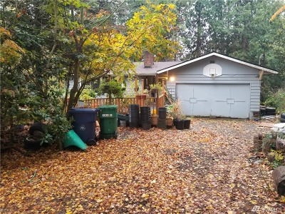 Snohomish Single Family Home For Sale: 8724 123rd Ave SE