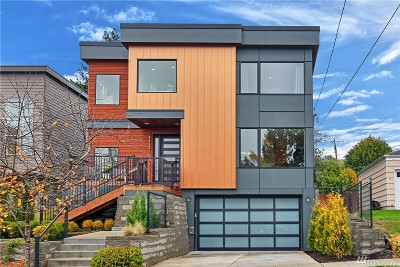 Seattle Single Family Home For Sale: 4112 NE 60th St