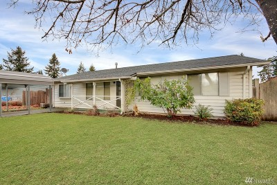 Thurston County Single Family Home For Sale: 1017 NW Kingsview Ct