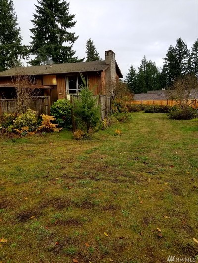 Fircrest Single Family Home For Sale: 1307 Berkeley Ave