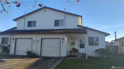 Mount Vernon Multi Family Home For Sale: 810 S 22nd Place #A&B