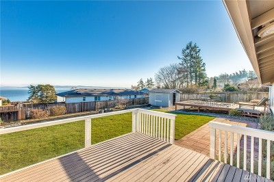 Single Family Home For Sale: 1258 Eagle Crest Dr