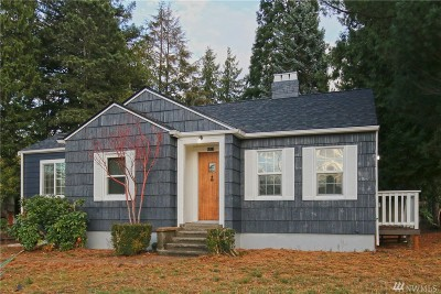 Tacoma Single Family Home For Sale: 6317 Pacific Ave