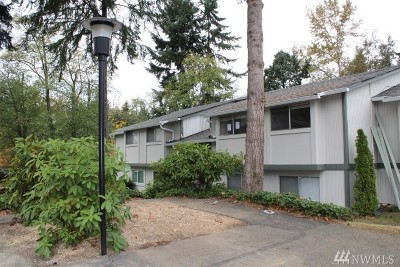 Federal Way Condo/Townhouse For Sale: 32313 4th Place S #N-7