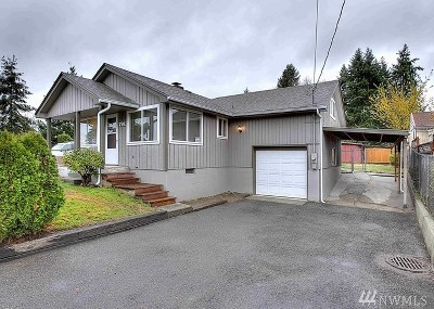 Pierce County Single Family Home For Sale: 701 S 96th St