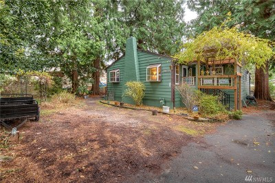 Kenmore Single Family Home For Sale: 20226 55th Ave NE