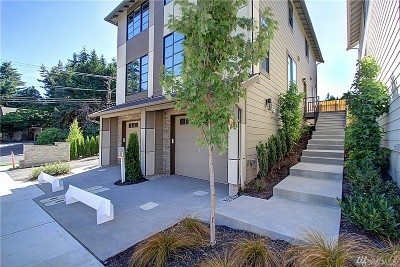 Kirkland WA Condo/Townhouse For Sale: $649,500