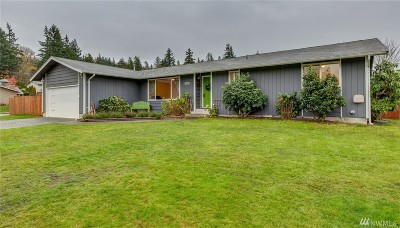 Bellingham WA Single Family Home For Sale: $389,900