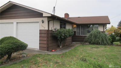 Single Family Home For Sale: 7030 Yakima Ave