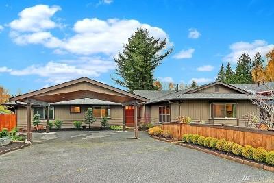 Kirkland Single Family Home For Sale: 14711 114th Ave NE