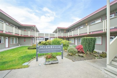 Tacoma Condo/Townhouse For Sale: 1111 N K St #207