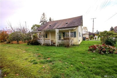 Elma Single Family Home For Sale: 515 N 2nd St