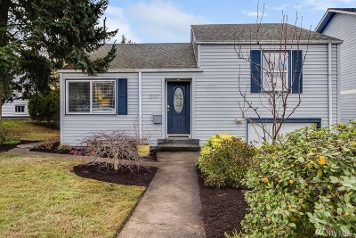 Seattle Single Family Home For Sale: 2137 S Pearl St