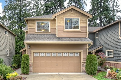Burien Single Family Home For Sale: 16257 2nd Place S #17