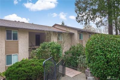 Kirkland Condo/Townhouse For Sale: 11635 100th Ave NE #A-4