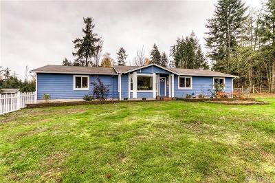 Eatonville Single Family Home For Sale: 4904 383rd St E