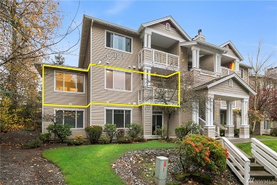 Bothell Condo/Townhouse For Sale: 15300 112th Ave NE #C201
