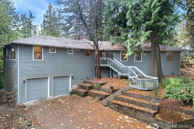 Snohomish Single Family Home For Sale: 18402 Broadway Ave