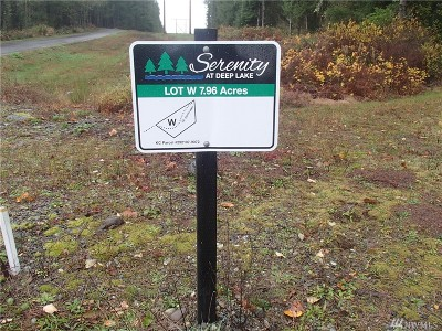 Enumclaw Residential Lots & Land For Sale: 358 SE 358th Wy #Lot W