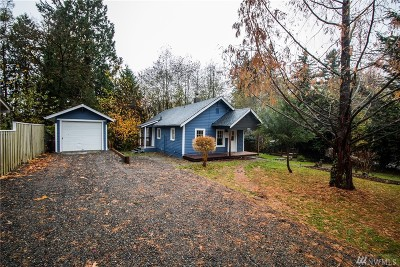 Olympia Single Family Home For Sale: 1827 Eastside Rd SE