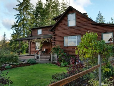 Winlock Single Family Home For Sale: 146 Tingle Rd