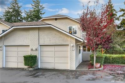 Edmonds Condo/Townhouse For Sale: 7740 S 196th St SW #12