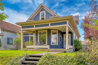 Bellingham Single Family Home For Sale: 2535 Ellis St
