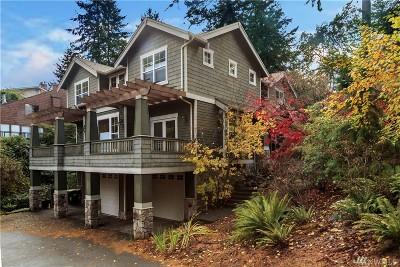 Edmonds Single Family Home For Sale: 9205 Park Rd