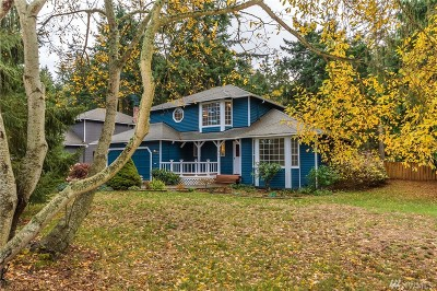 Oak Harbor Single Family Home Sold: 1965 Even'down Wy
