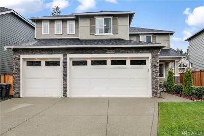 Gig Harbor Single Family Home For Sale: 11320 Taylor Place