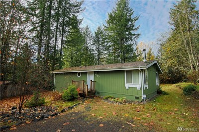 Thurston County Single Family Home For Sale: 8023 Box Elder Dr SW