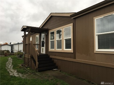 Mobile Home For Sale: 167 Blue Heron Drive