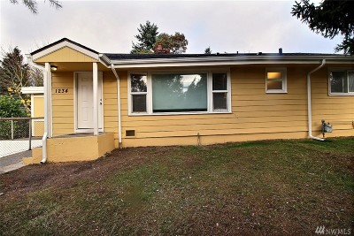 Burien Single Family Home For Sale: 1234 S 128th St
