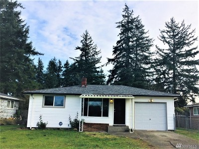 Tacoma Single Family Home For Sale: 8433 E E St
