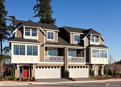 Sammamish Single Family Home For Sale: 831 NE 224th Ave NE #6